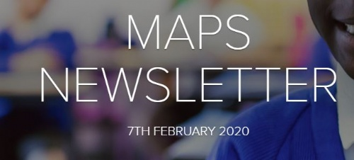 MAPS Newsletter -7th February 2020
